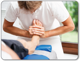 Effective post surgery rehabilitation for the ankle